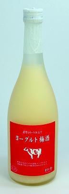 ヨーグルト梅酒